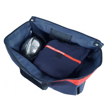 Firemen range Firemen gear bag 40F08NW 69,00 € -  Firemen bag for firemen closing and PPE