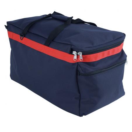 Gamme paquetage Sac intervention portage dos 40F09NW 98,00€ -  Sac habillement dédié au transport de l'équipement des pompie...