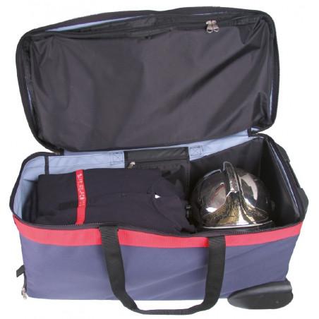 Gamme paquetage Sac intervention roulant 40F11W 142,00€ -  Sac habillement dédié au transport de l'équipement des pompiers .