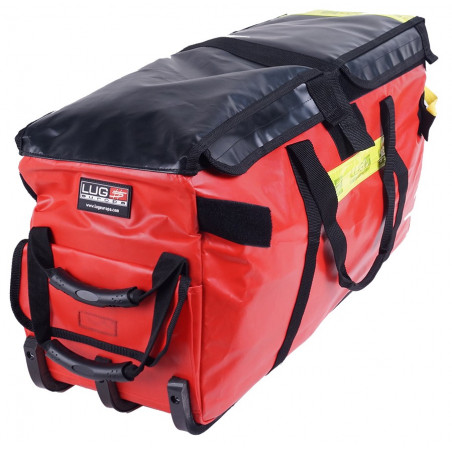 Firefighting range Attack bag 40F50W 230,00€ - Firefighting bag dedicated to the transport of fire hoses.
