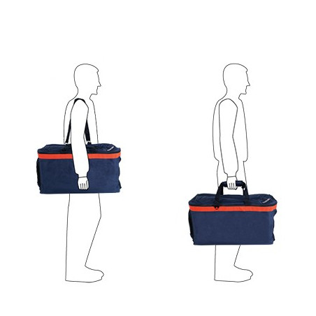 Firemen range Training bag 40F02W 45,00€ -  Firemen bag for firemen closing and PPE