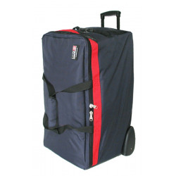 Firemen range Rolling firemen gear bag 40F11W 142,00 € -  Firemen bag for firemen closing and PPE