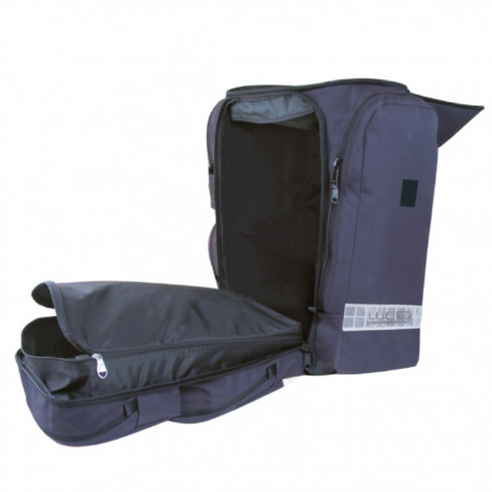 Gamme paquetage Sac sauvetage 40S36CW 249,00€ -  Sac habillement dédié au transport de l'équipement des pompiers .