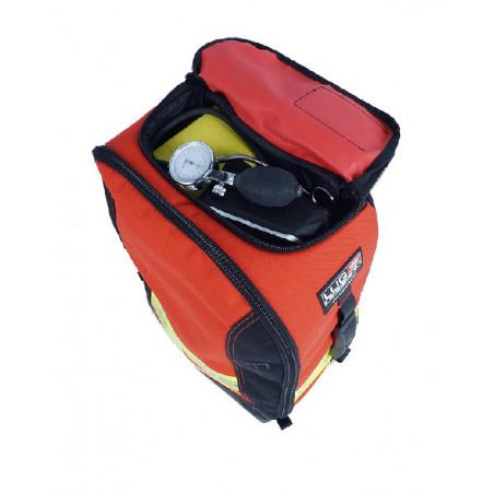Gamme médicale SAC ABORDAGE 40M47PRC1W 241,00€ - Sac médical dédié au transport de matériel de secours en intervention. Urge...