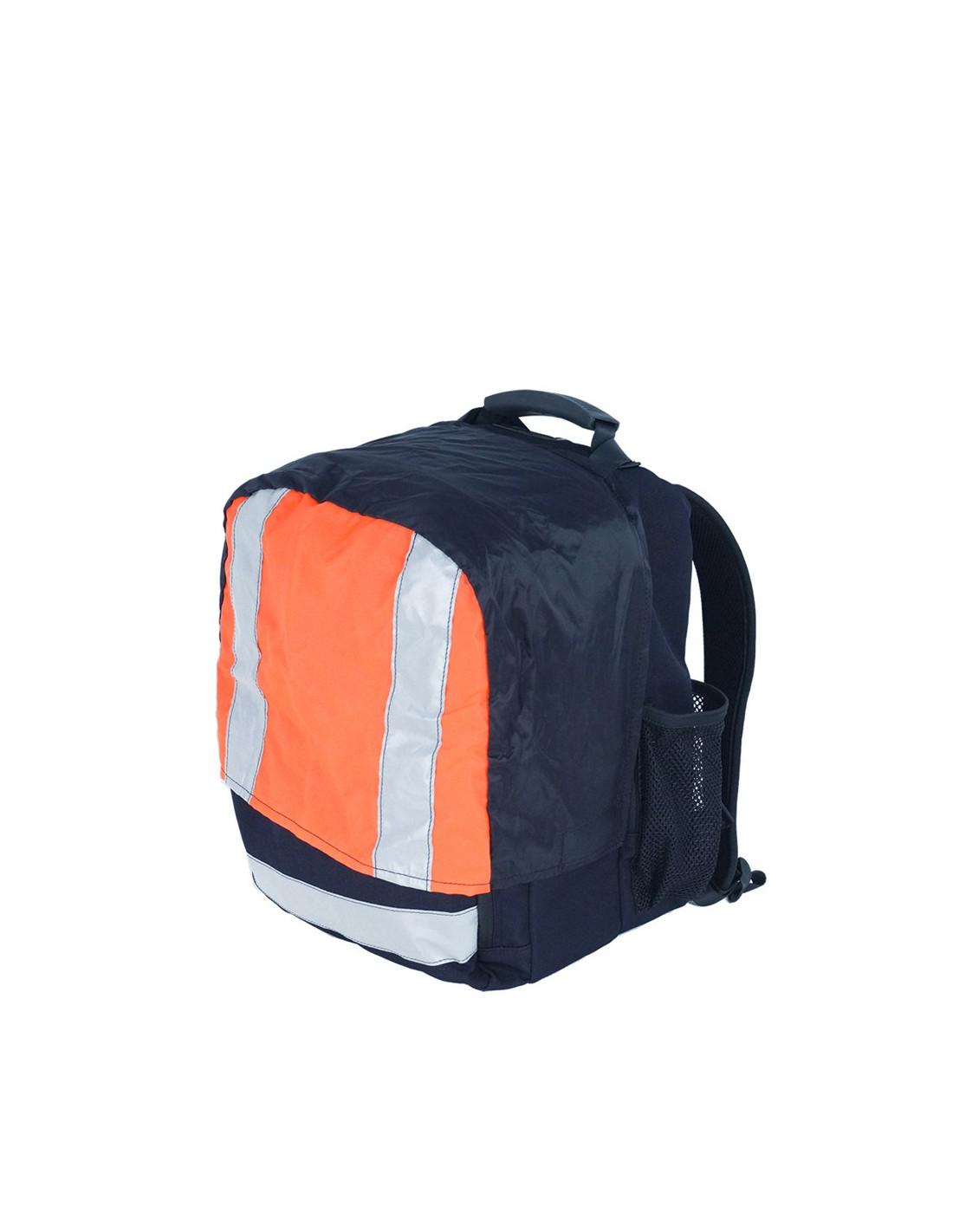 sac dos bande orange lug europa sacs pour secouristes. Black Bedroom Furniture Sets. Home Design Ideas