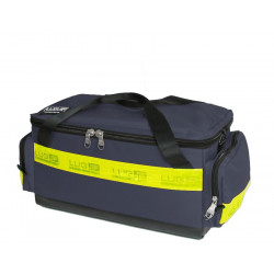 Inter first aid bag blue poly