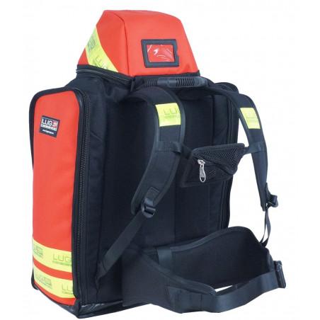Gamme médicale Sac secours médical O² 40M22PBC1W 285,00€ - Sac médical dédié au transport de matériel de secours en interven...