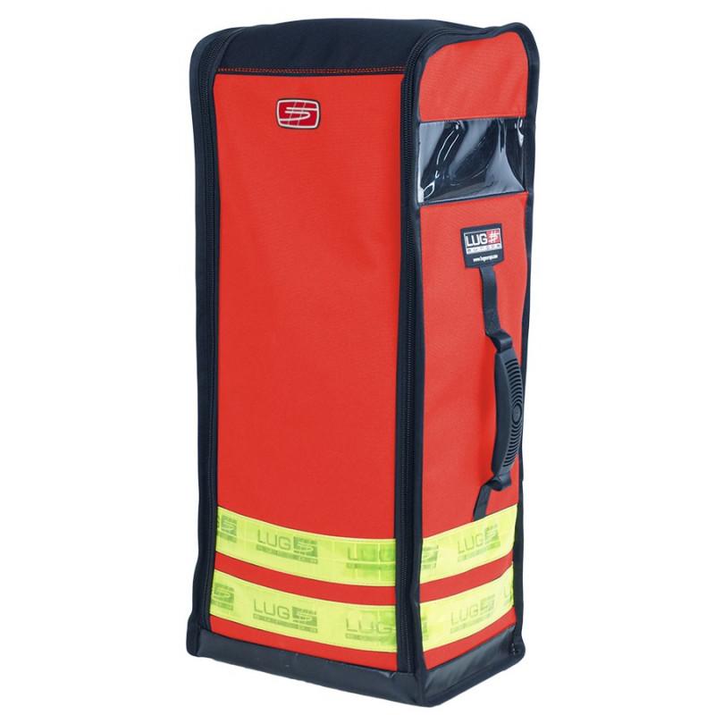 Gamme médicale Porte bouteille 40M43PBC1W 219,00€ - Sac médical dédié au transport de matériel de secours en intervention. U...