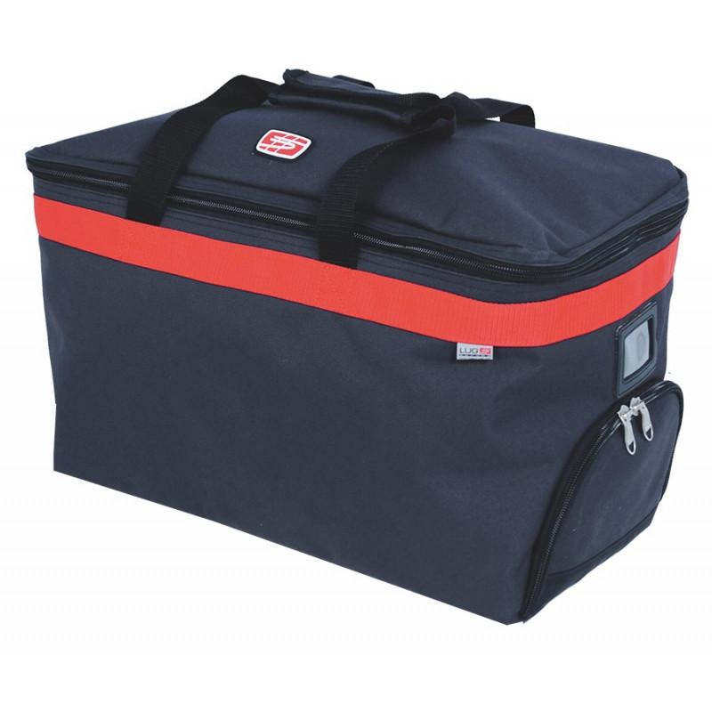 Gamme paquetage Sac Jeunes Sapeurs-Pompiers (JSP) 40F07W 81,00€ -  Sac habillement dédié au transport de l'équipement des po...