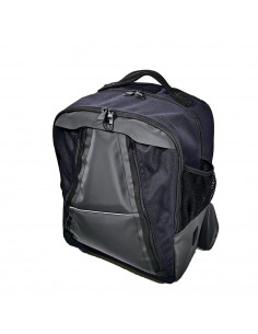 MOBI Luggages MOBI Rolling backpack 78,00€ - A standard range of luggage designed and manufactured for agents of urban, air,...