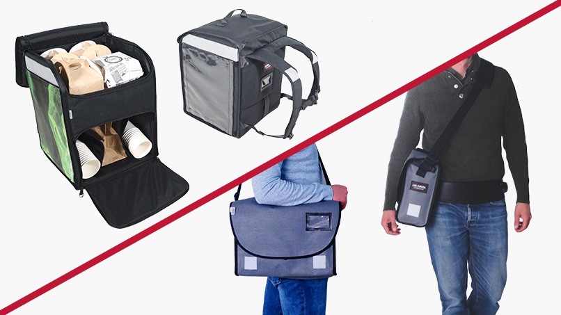 LUG EUROPA delivery bags