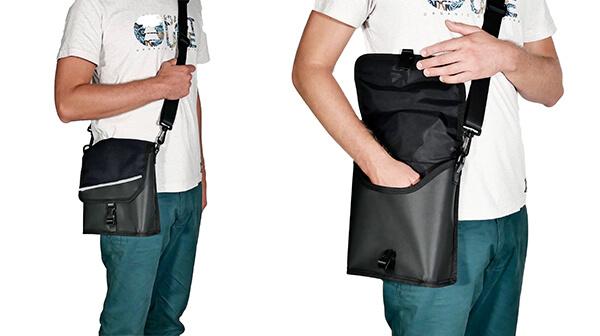 Pochette Mobi bandoulière ergonomique